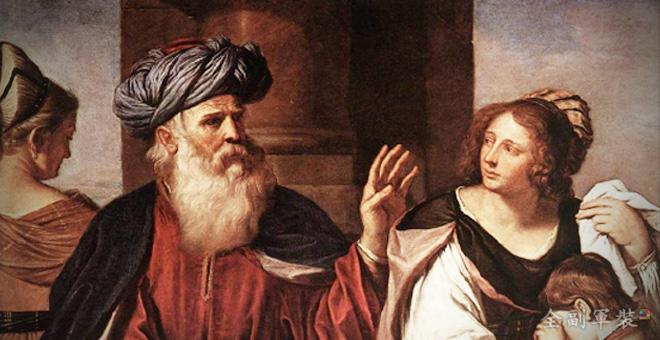 撒拉與母親上帝